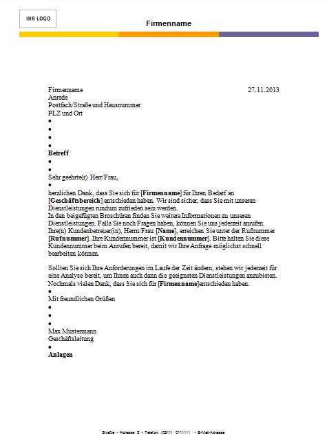 Privater Briefbogen Nach Din 5008 Fur Geschaftsbriefe 12