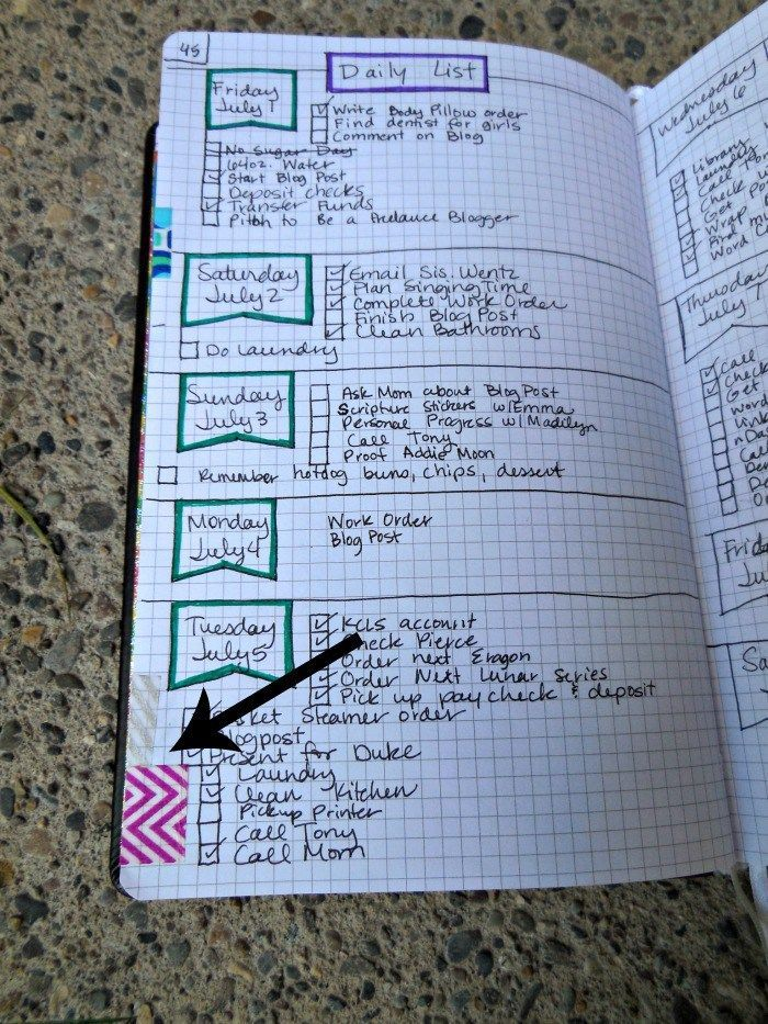 How To Start A Simple Bullet Journal Startingascrapbook Starting