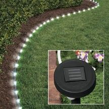 Solar Rope Lighting Backyard Stuff Path Lights