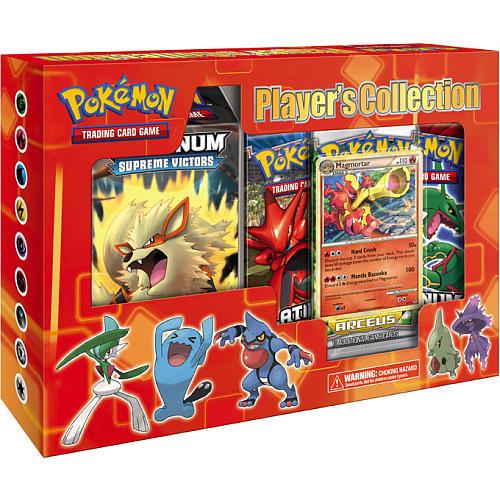 Pokemon Players Collection Trading Card Game Pokemon Usa Toys