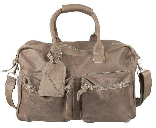 matje Cowboysbag Elephant Diaperbag gratis Grey luiertas met AA6Xqr
