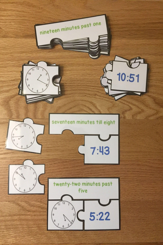 Worksheet Telling Time Bingo