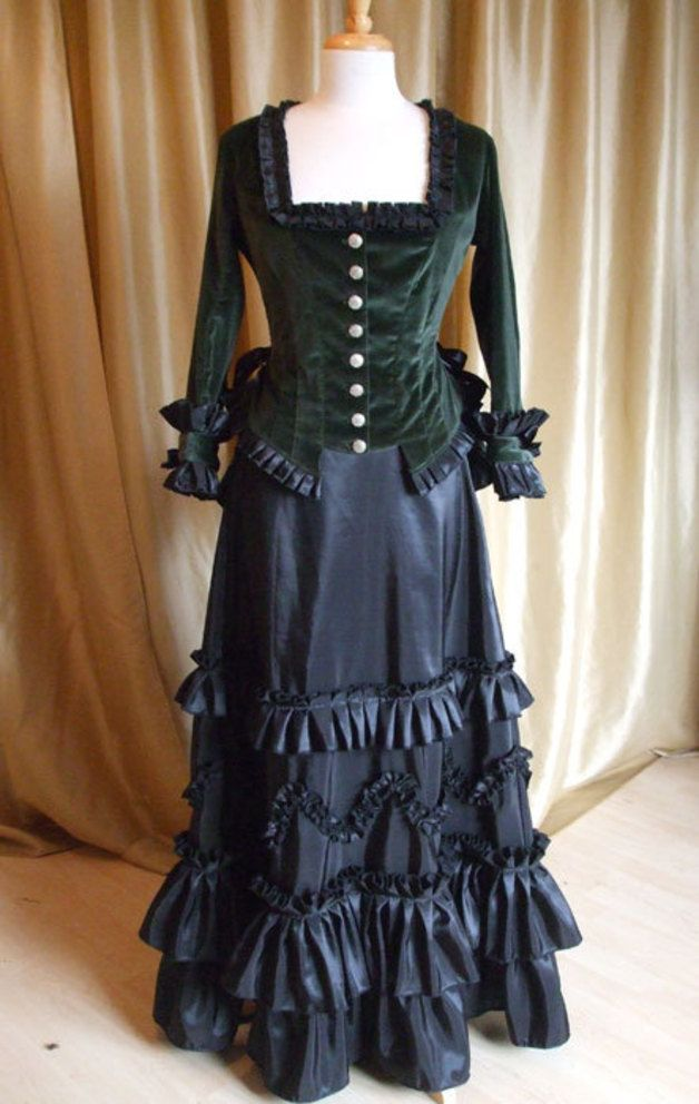 """Weiteres - """"Betty"""" Viktorianische Jacke - ein ..."""
