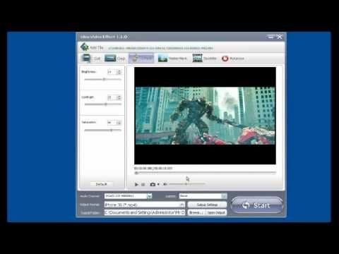 Here comes a free download hd video effects software in