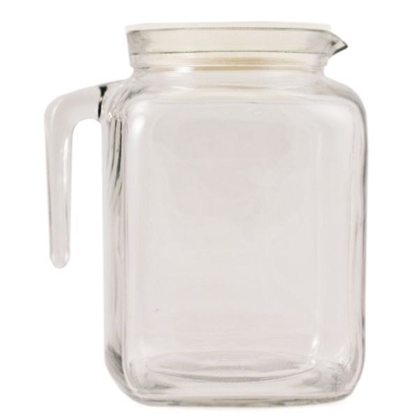 Glass Pitchers 1 Gallon Glass Pitcher Glass Pitchers Pitcher Glass