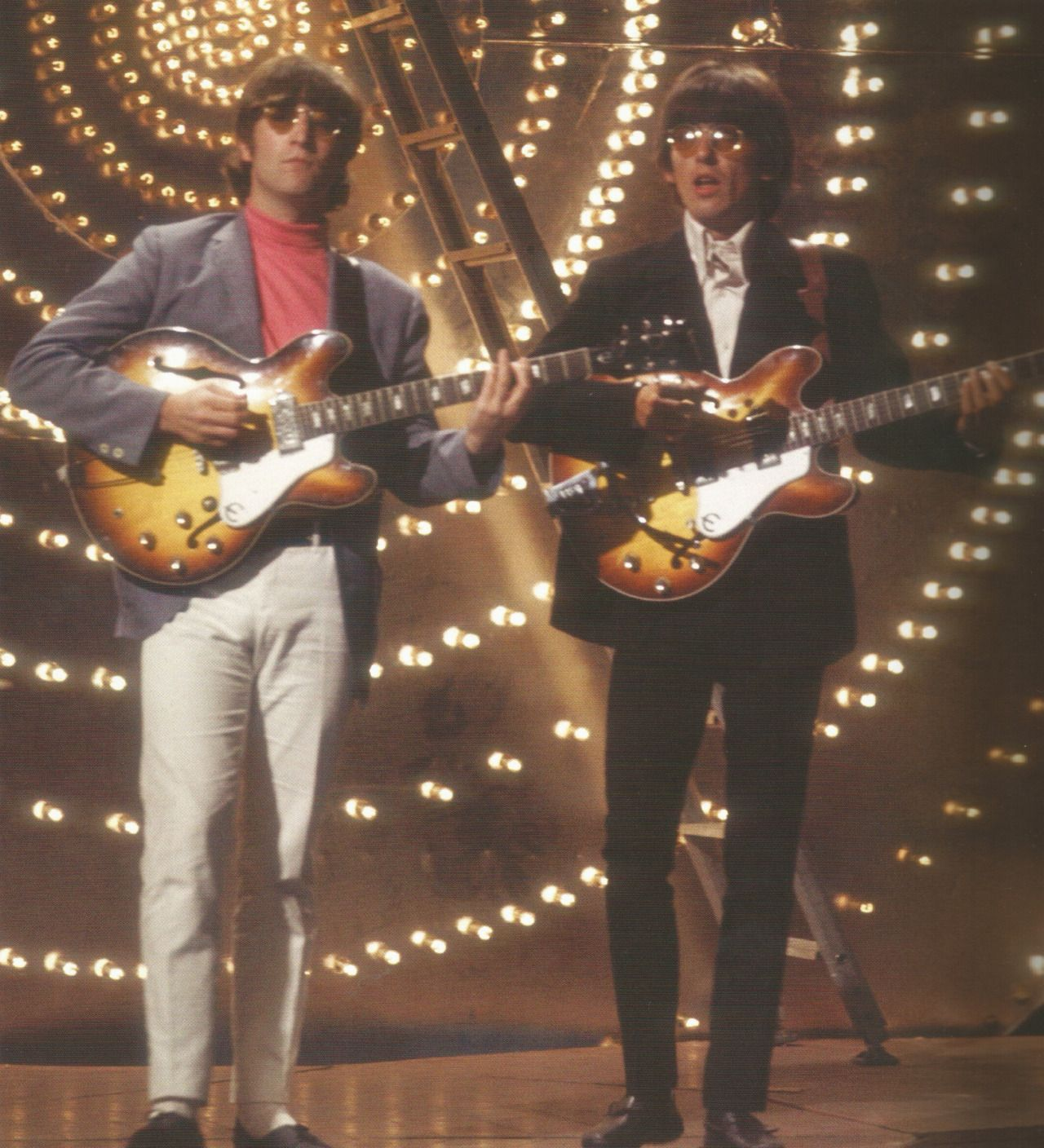 The Beatles' Top Of the Pops rehearsal, 1966