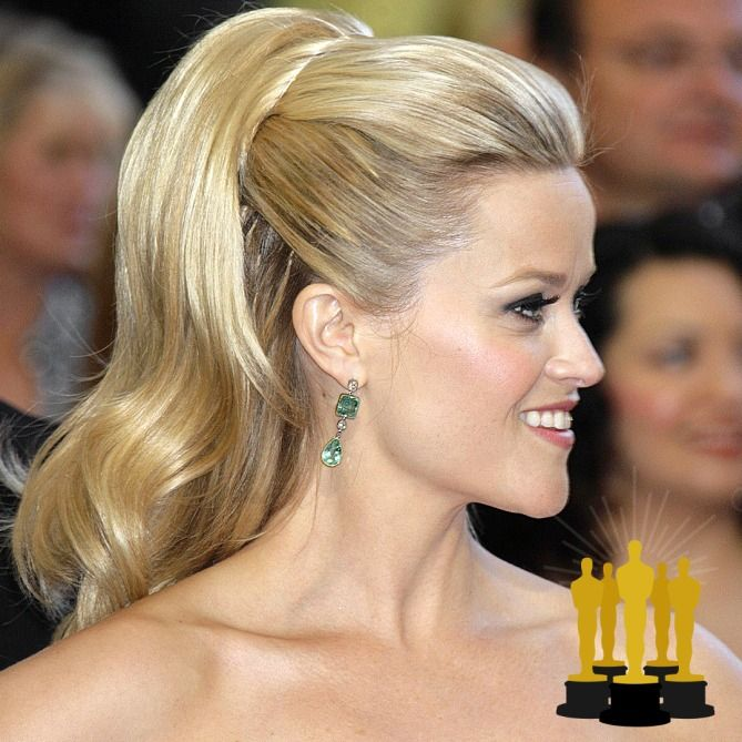 The Most Memorable Oscars Updos Ever Beauty Inspiration
