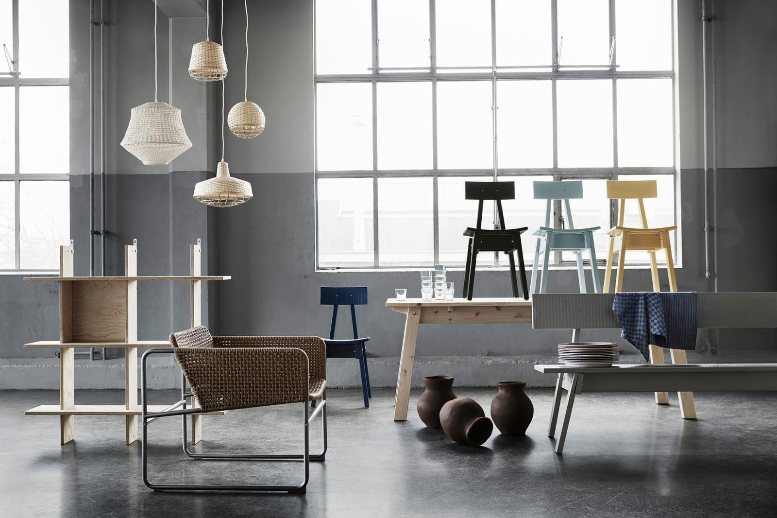 Ikea Küchenstühle ~ Piet hein eek für ikea piet hein eek
