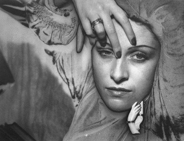 Photographer Dora Maar (France)  1936