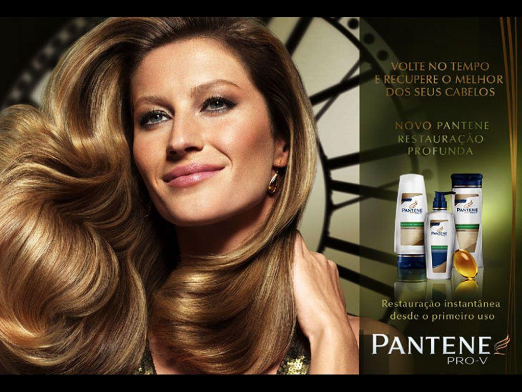pantene shampoo ads - google