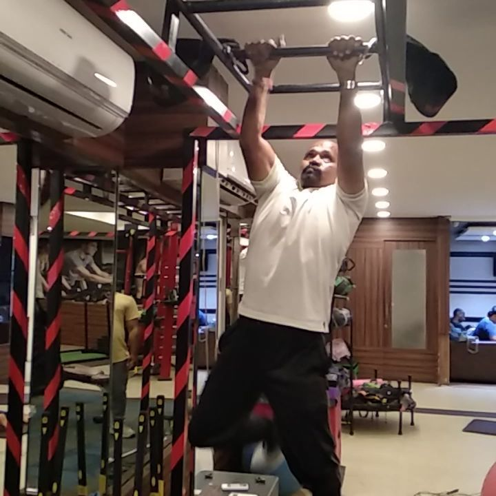 Fitness Challenge: Age is just a number @humfit_toh_indiafit @starsportsindia @gameofthron...