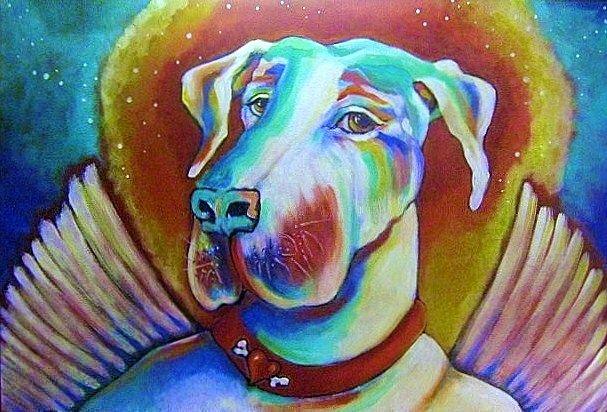 "Great Dane Commission RIP ""T-Bone"" #GreatDane #Dog #Portrait #MemorialPortrait #Love"