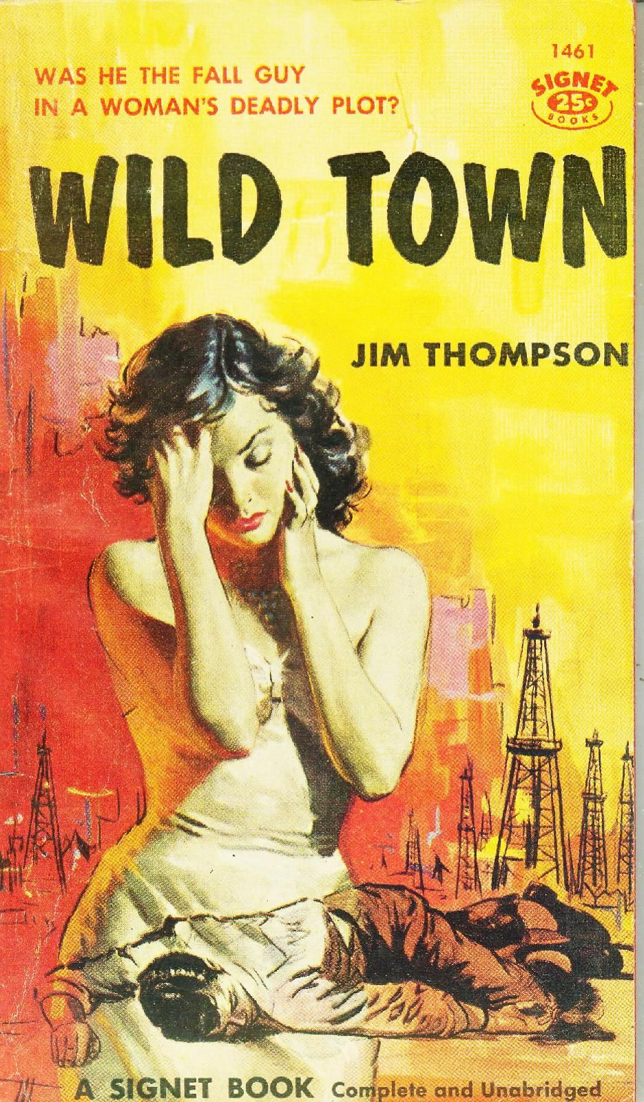 Image result for jim thompson books