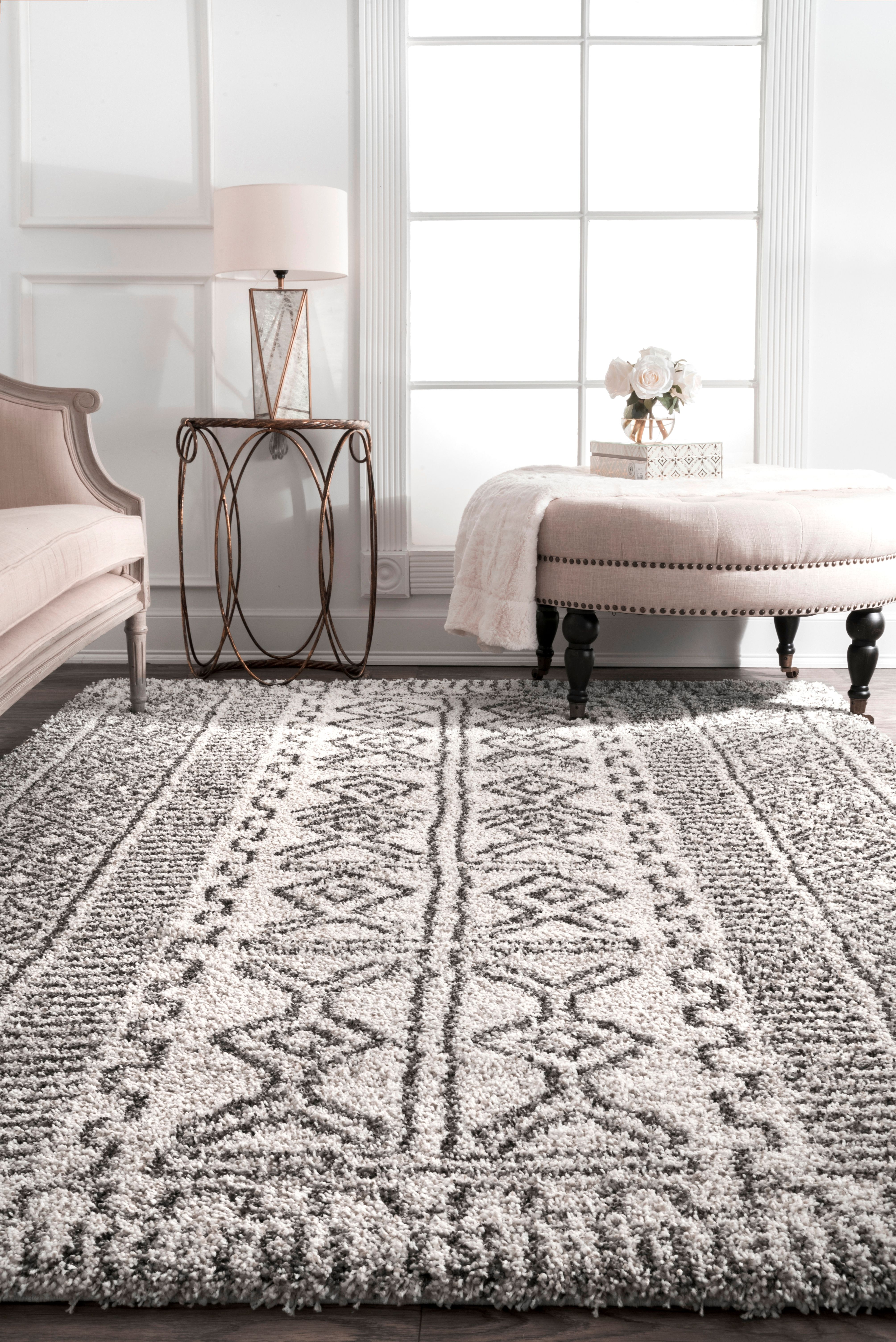 Dimora Moroccan Tribal Ivory Rug Rugs Usa Rugs In Living Room Tribal Area Rug Area rugs made in usa