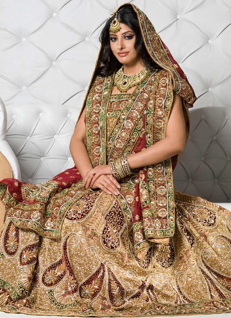 Wedding Dresses Games Girls Indian Bridal Designs