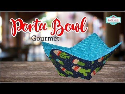 Porta Bowl Gourmet Cozinha Criativa E Pratica Minha Mae Na