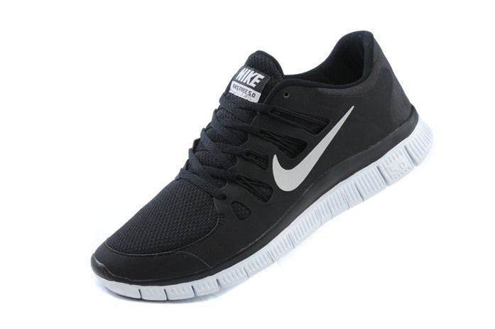 mens nike free run running shoes