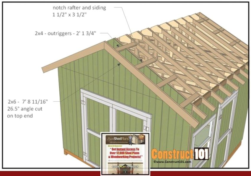 Cool Playhouse Shed Combo Plans Made By Wood Shed Playhouse Play Houses Loft Plan
