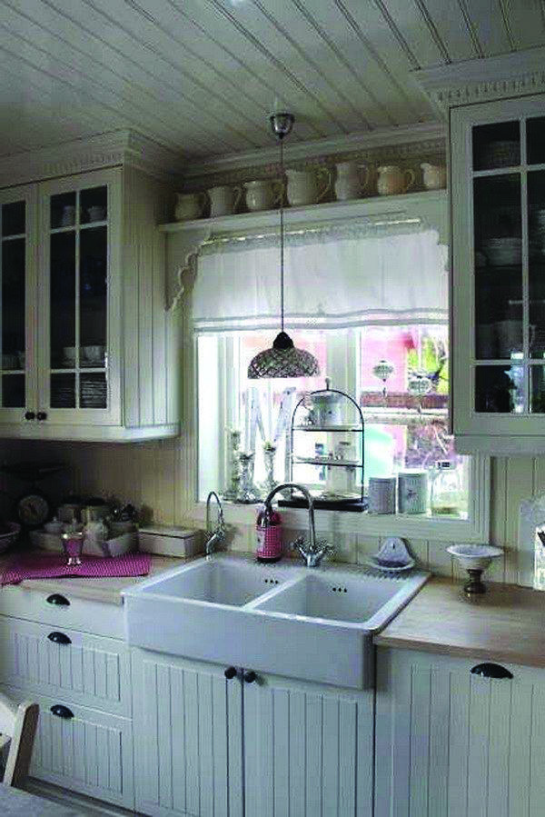 Savvy And Inspiring Shabby Chic Kitchen Cabinet Knobs That Will