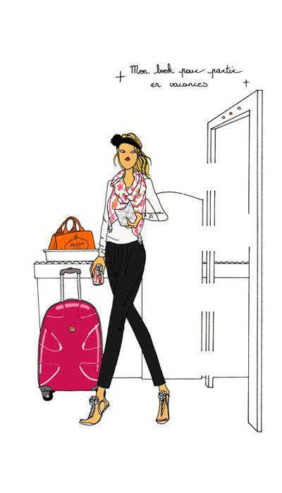 Cherche femme pour partir vacances