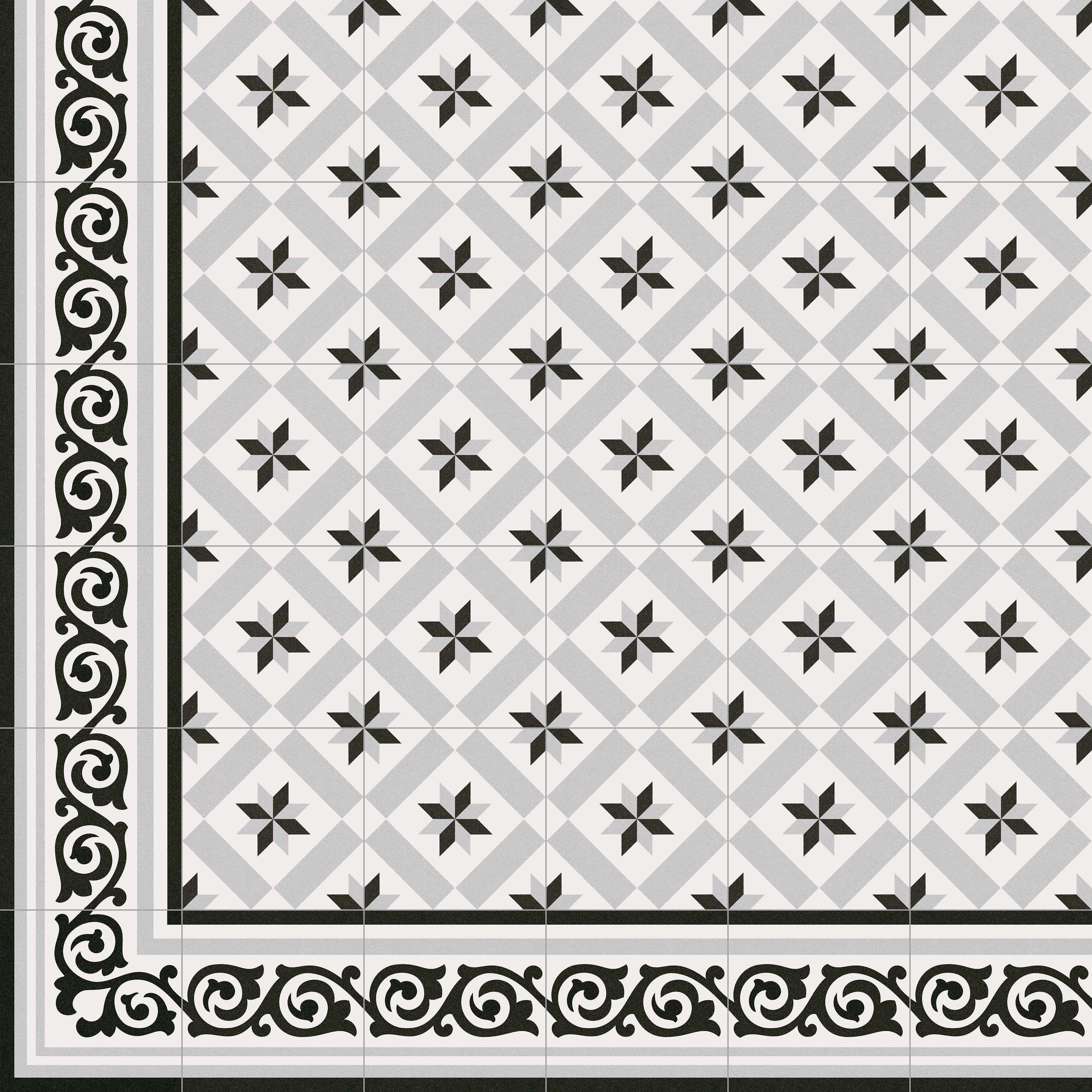 Gamme De Carreaux Carrelage 1900 En Taille 20x20cm Est Fabrique En Gres Pate Rouge Avec Finition En C Carreaux Ciment Carrelage Couloir Sol Carreaux De Ciment
