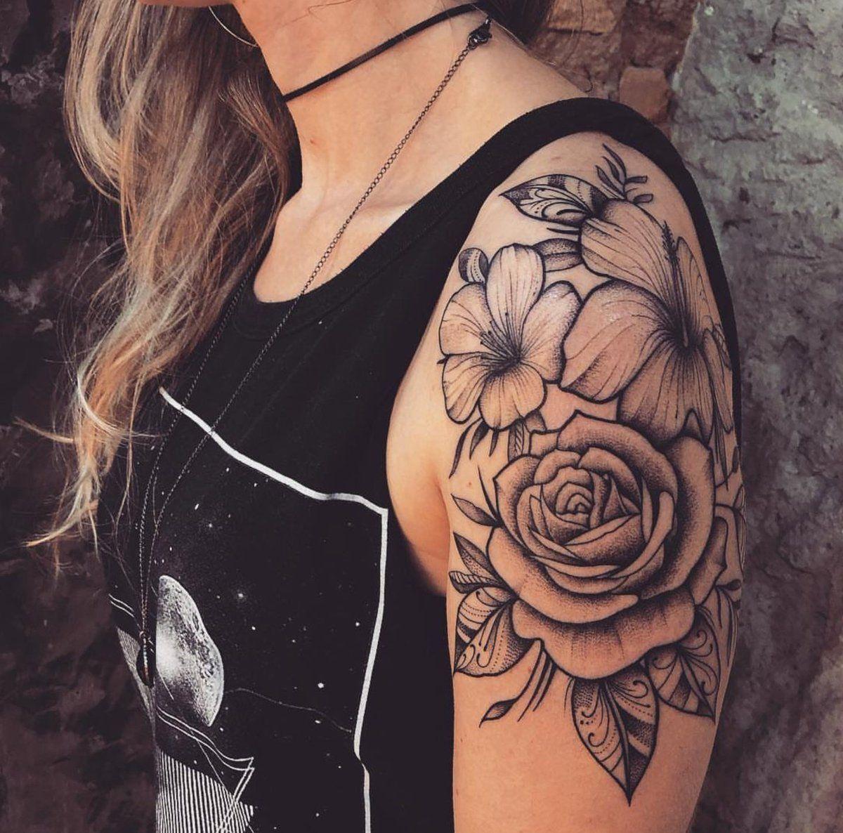 Tattoos On Twitter Shoulder Tattoos For Women Shoulder Sleeve Tattoos Mens Shoulder Tattoo
