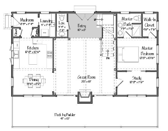 17 Best images about Barn Home Floor Plans on Pinterest
