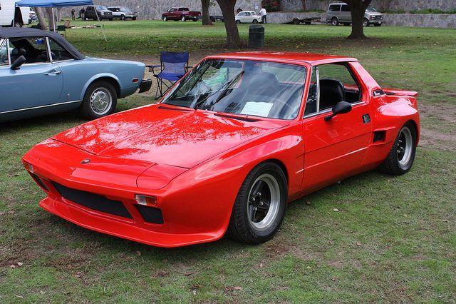 Modified Fiat X1 9 With Dellara Wide Body And Revolution Wheels