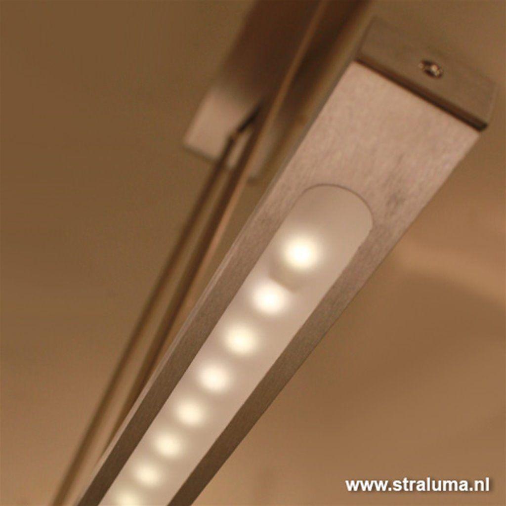 Design Hanglamp Led Balk Real Dimbaar Hanglamp Led Design
