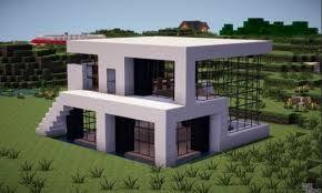 Resultado de imagen para casas modernas minecraft for Minecraft moderno