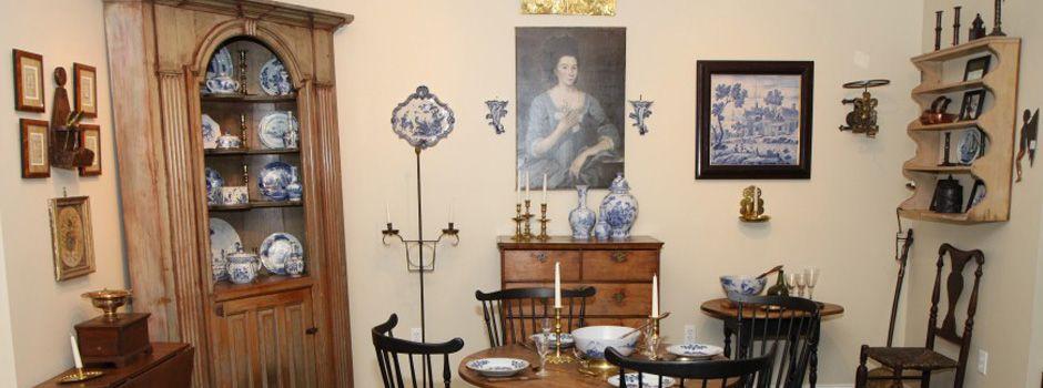 Mark and Marjorie Allen Antiques Home decor, Antiques, Home
