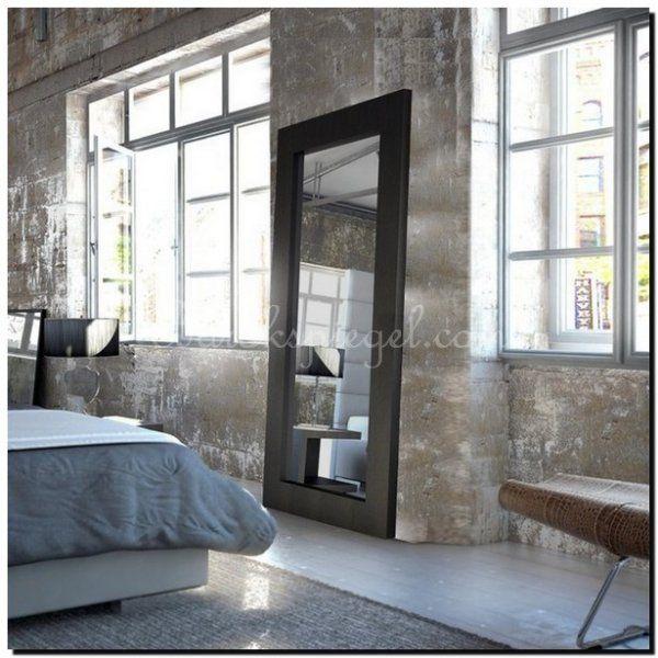 Industriële inrichting van de slaapkamer, accessoires zijn niet meer ...
