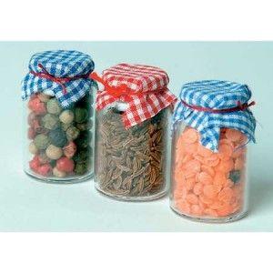 Bodo Hennig Puppenhaus Miniatur Kupfertöpfe