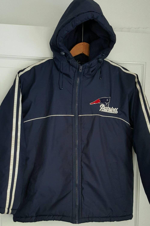 New England Patriots Patriots Coat Winter Coat Boys Clothes Medium Clothes New England Patriots Boy Outfits