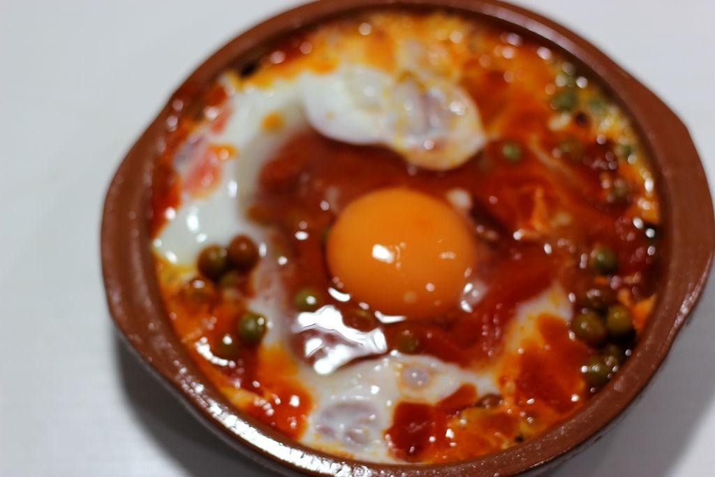 Huevos al plato en 4 minutos, receta para microondas