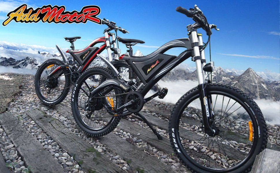 Addmotor HITHOT Electric Bicycle 500W 48V