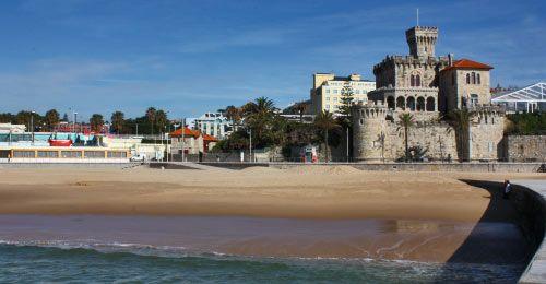 playas de Estoril