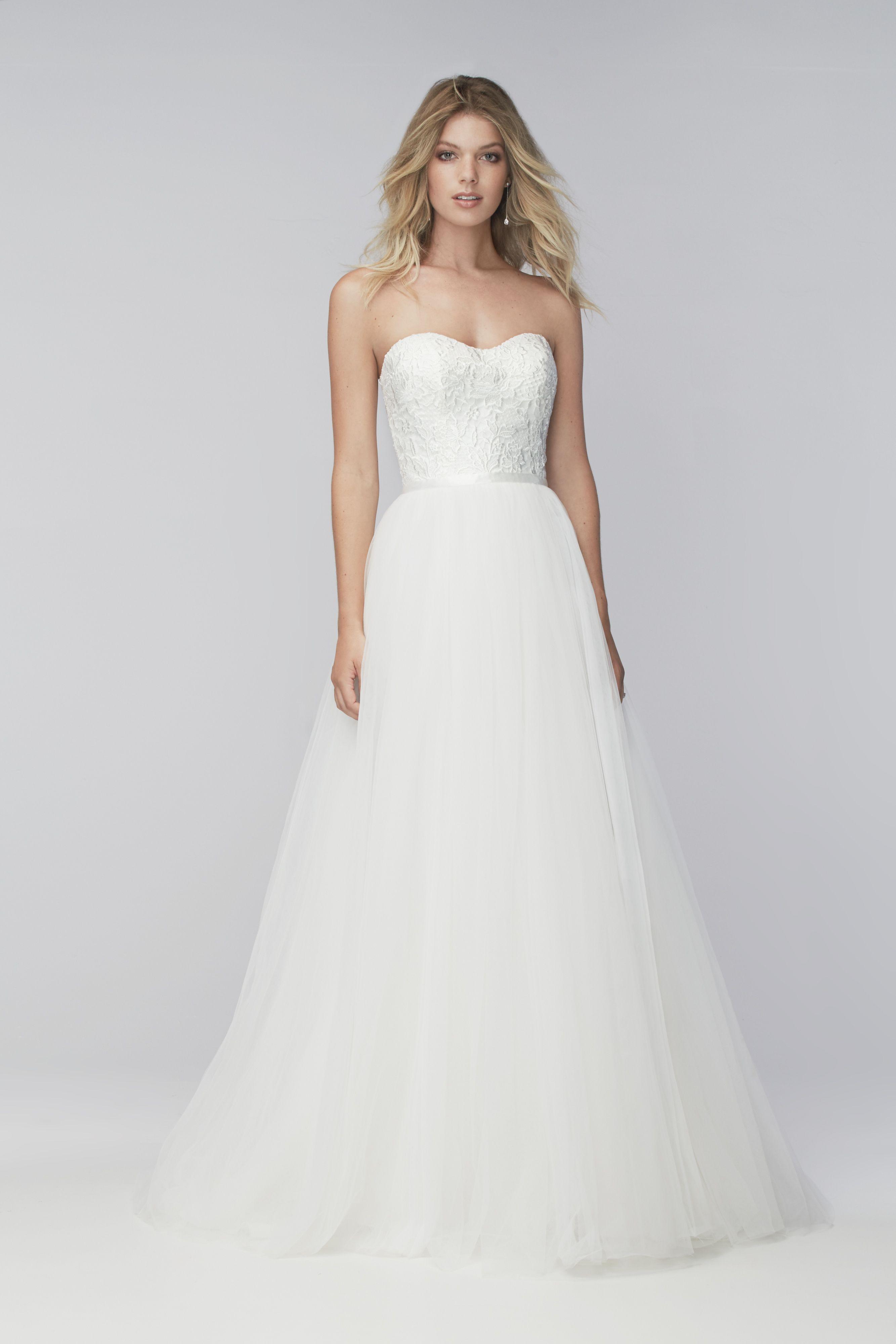Watters 16730 size 6 1 098 debra 39 s bridal shop at the for Wedding dress shops in jacksonville fl