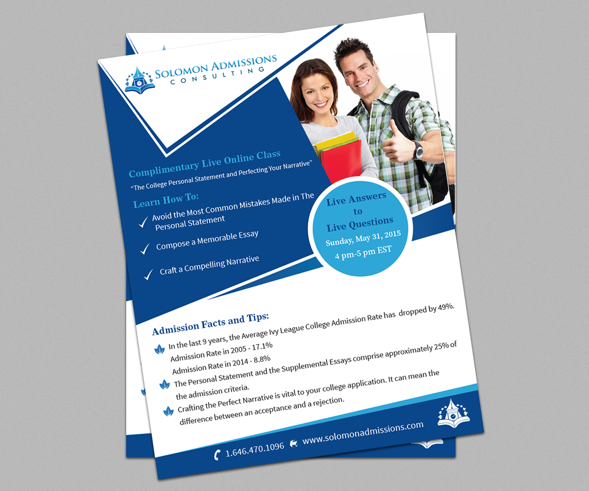 Education consultants flyer skay graphics pinterest for Graphic design consultant