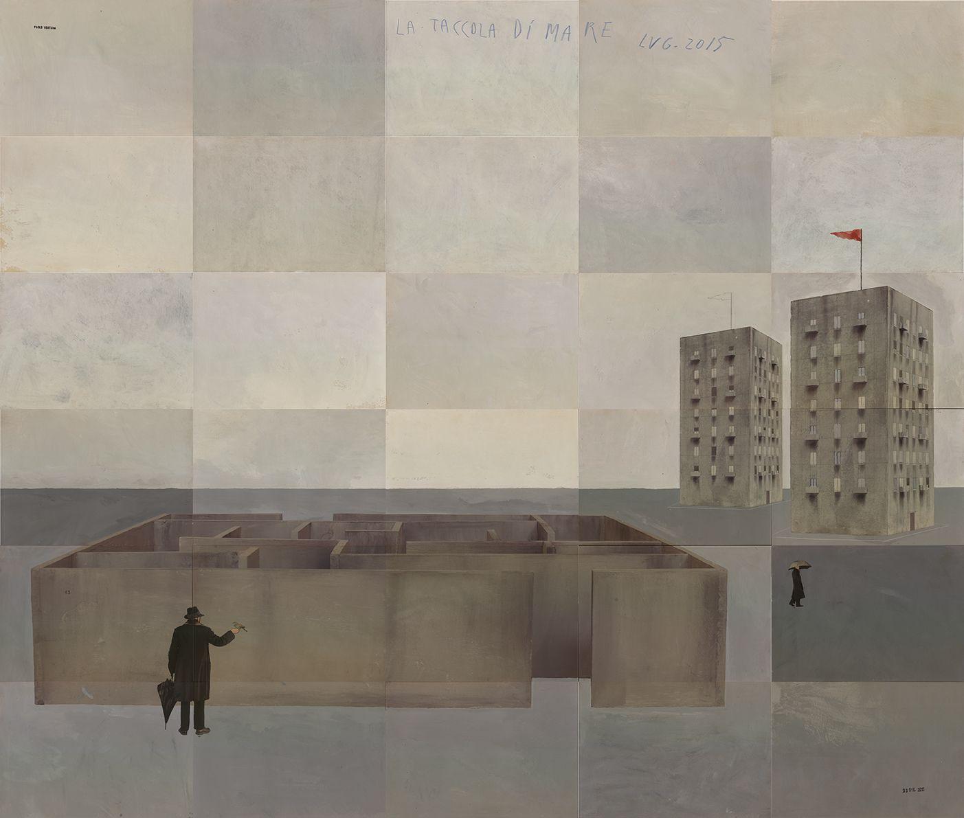 Paolo Ventura // La Città Infinita