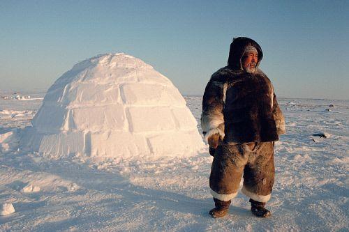 Pin on Eskimos & Igloos