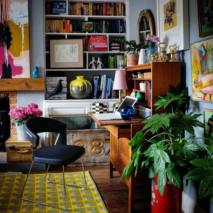 living spaces