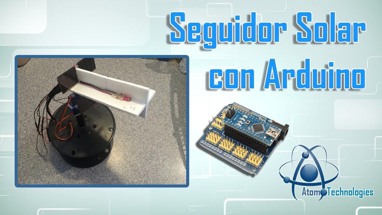 Seguidor Solar Arduino Diy Tracker 555 Timerbased Charge Controller Hackaday