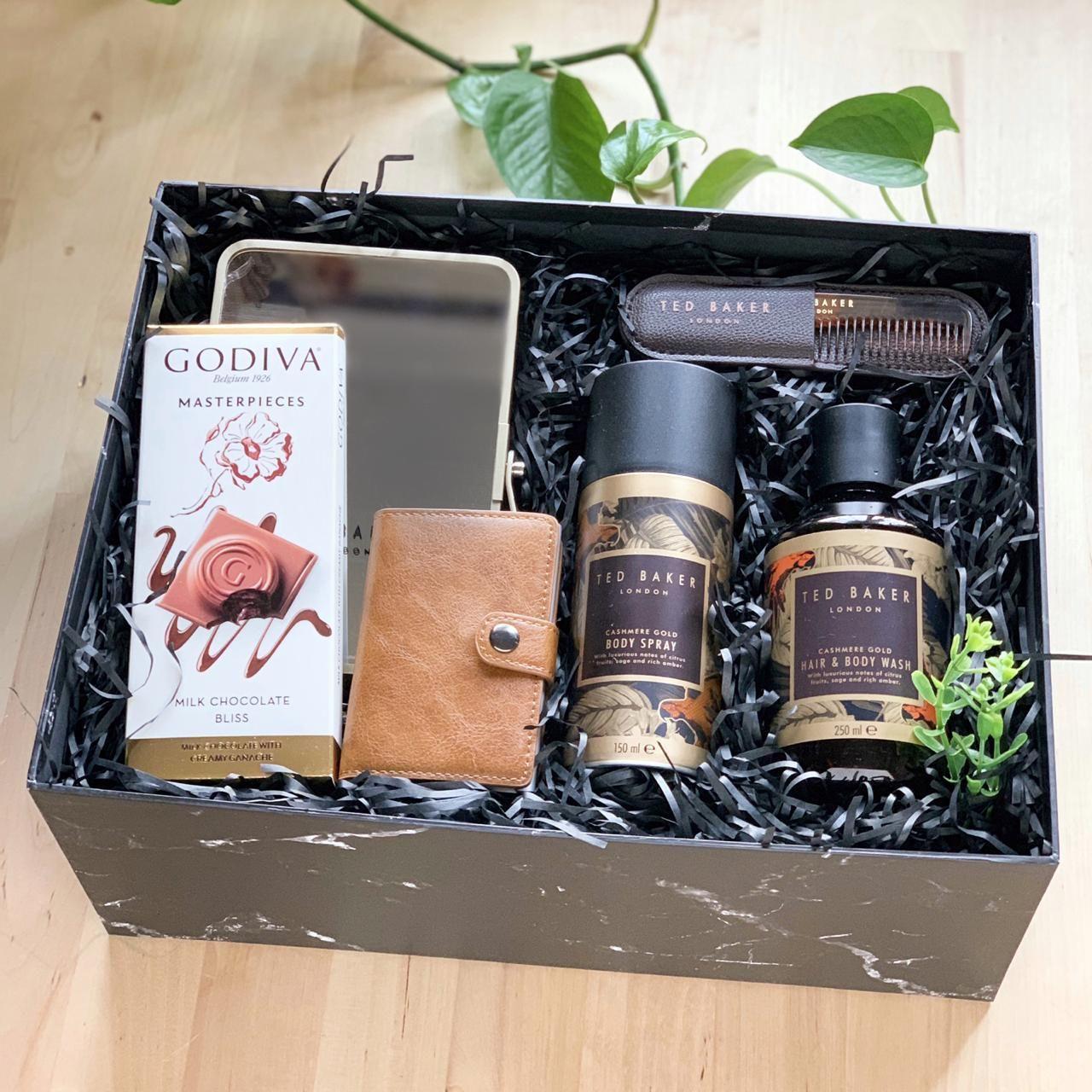 ب ح ب Withlove Chocolate Milk Body Spray Godiva
