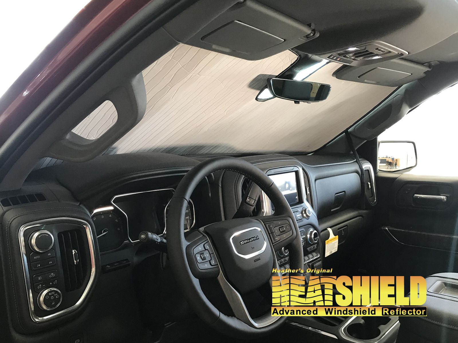 Made To Order Custom Made Heatshield For Your 2019 Gmc Sierra