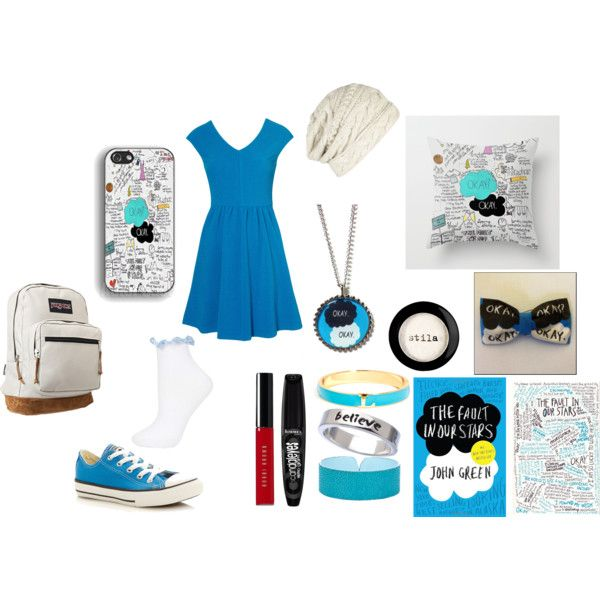 """The Fault In Our Stars"" by frozenheart-cxliv on Polyvore"