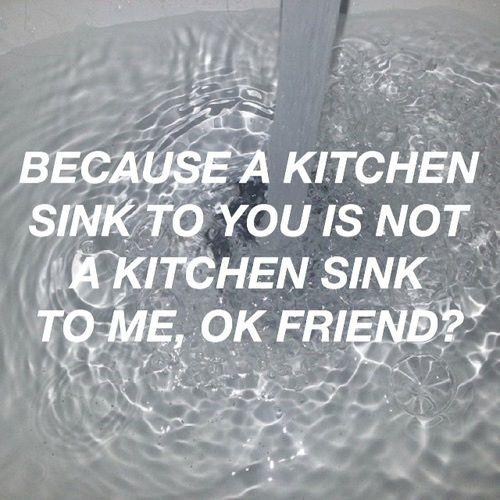 kitchen sink | Truce | Pinterest | Pilot