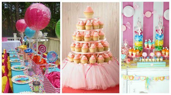 ideas decorativas para cumpleaos infantiles muy especiales mesa