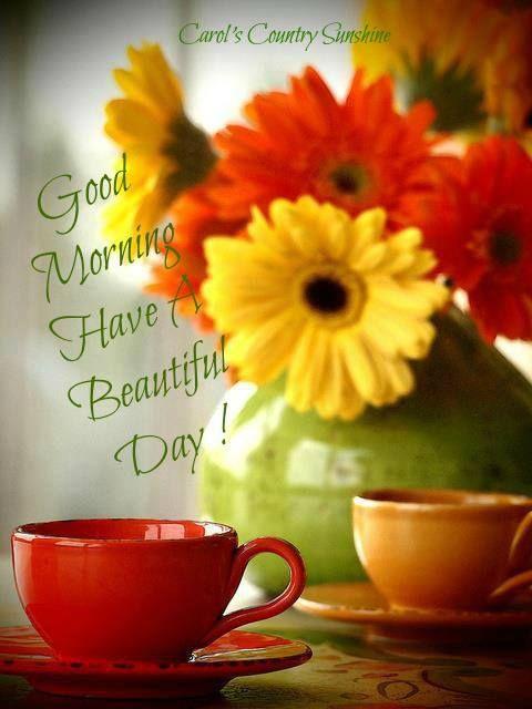 Little Taste Of Fall Good Morning Good Morning Morning