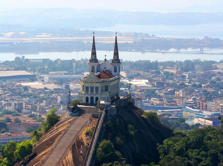 Igreja Da Penha Rio De Janeiro Brasil Com Imagens Igreja